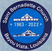 Saint Bernadette Church,  Bayou Vista, Louisiana